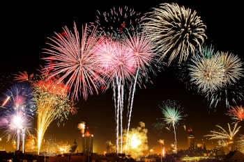 Wunscherfüllung 2021 ein großes Feuerwerk Engelmedium Nadja Hafendörfer