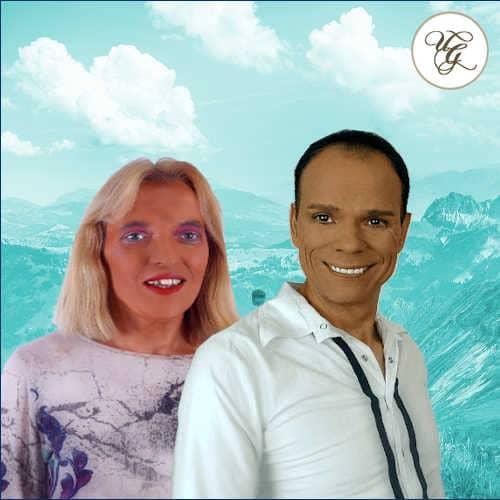 Reinkarnationstherapie Rückführung per Videokonferenz Hellseher Udo Golfmann und Nadja Hafendörfer