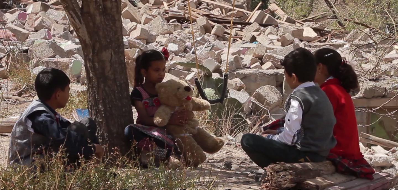 The Hidden War Reported By Children