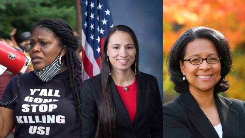 Women make history at US 2020 election