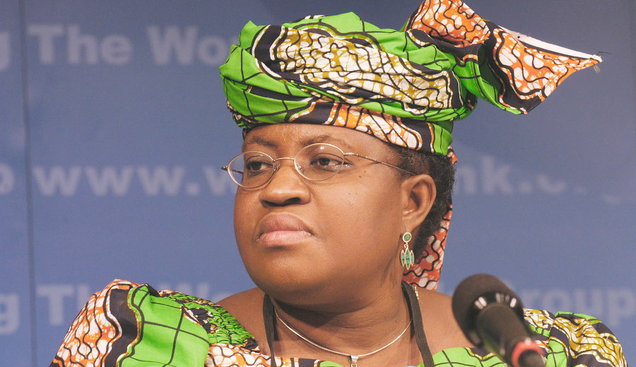 First woman, first African: Nigeria's Ngozi Okonjo-Iweala takes helm at the WTO