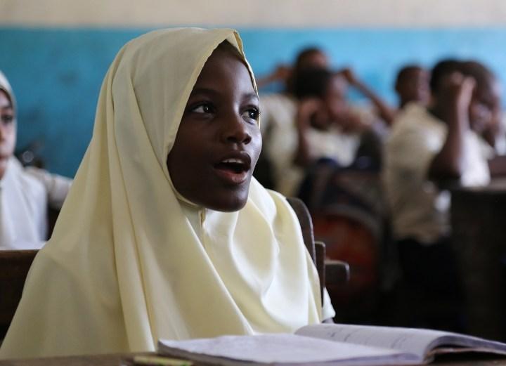 girls education, tanzania