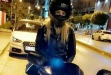 Photo of تشييع جثمان فتاة الدراجة النارية نغم عياش في تيبازة