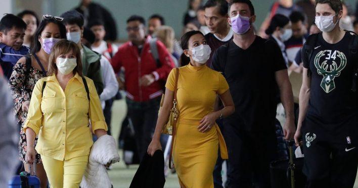 Chinese corona virus Wuhan كورونا ووهان الصين فيروس وباء