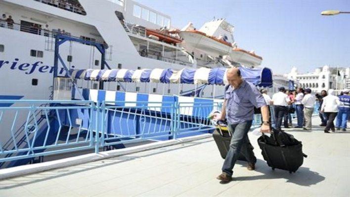 المؤسسة الوطنية للنقل البحري للمسافرين