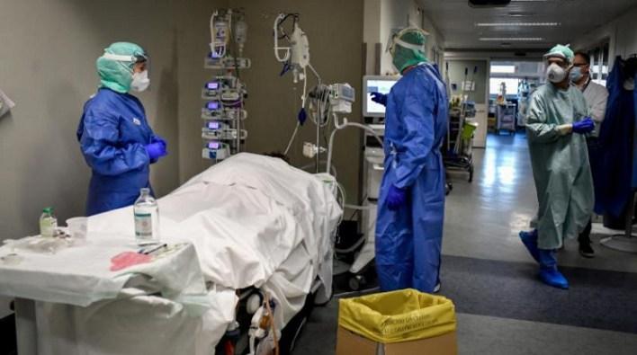 كورونا مستشفى
