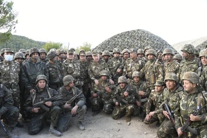 الجيش تيبازة شنقريحة