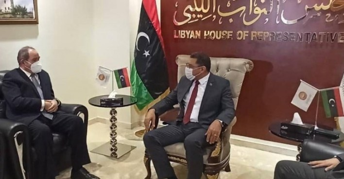 صبري بوقدوم ليبيا