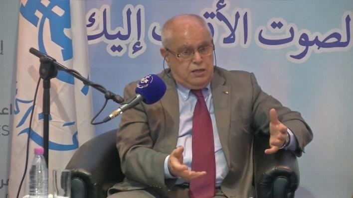 وزير الطاقة عبد المجيد عطار