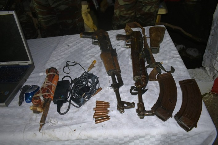 الجيش أسلحة تيزي وزو
