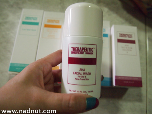 Singapore Lifestyle Blog, nadnut, Therapeutic Dermatologic Formula, Therapeutic Dermalogic Formula Reviews, Therapeutic Dermalogic Formula Promotions, Skincare promotions, Therapeutic Dermalogic Formula Promotion, Beauty blog, Beauty reviews, TDF reviews, How to help acne problems?, Skincare for acne skin, skincare for oily skin