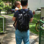 Loving Gaston Luga's backpacks!