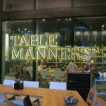 Mystery Makan: Table Manners