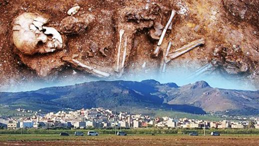 العثور على بقايا عظام بشرية يُرجح أنها لامرأة يستنفر سلطات أزغنغان