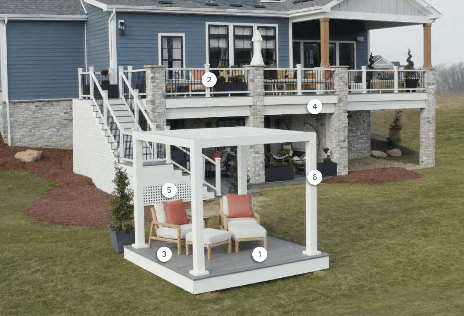 TREX BRINGS SUSTAINABLE SOLUTIONS TO HGTV® SMART HOME 2020