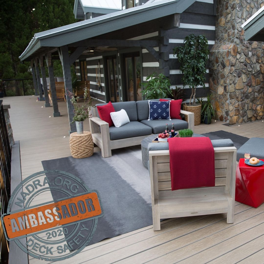 MoistureShield Raises Safety Awareness with North American Deck and Railing Association (NADRA) for Deck Safety Month® in May 2020