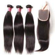 nadula straight virgin hair weave