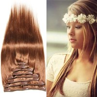 Remy Clip In Hair Extensions, Buy Real Human Hair ...