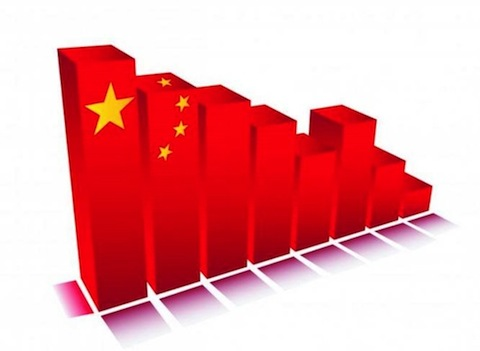 China's economic miracle ends
