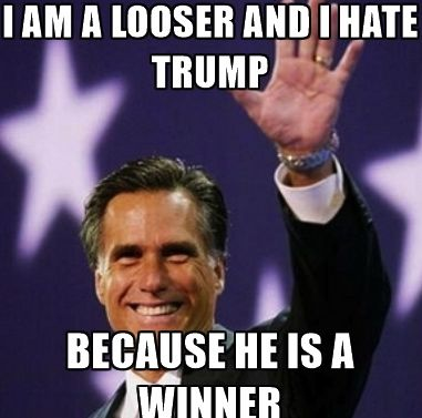 Romney is hated