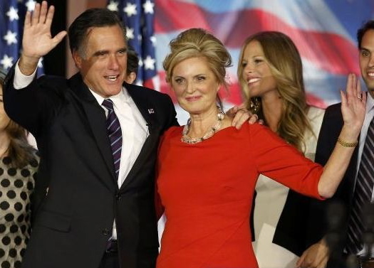 Mitt and Ann: no class!
