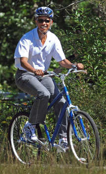 Obama on Martha's Vineyard