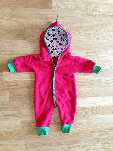 Baby Overall nhen  naehenideende