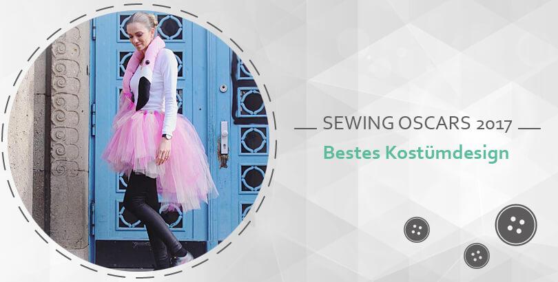 Bestes Kostümdesign, the sewing oscars