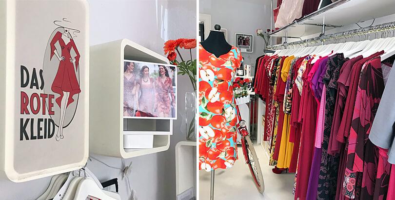 Das rote Kleid, Nähliebe zu Besuch in Berlin, Atelier das rote Kleid