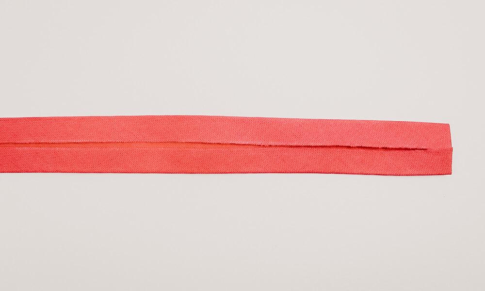 Gebügeltes Schrägband, Schrägband selber herstellen