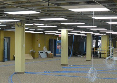 OPG, Building KD and KR Office Reno and HVAC Upgrades