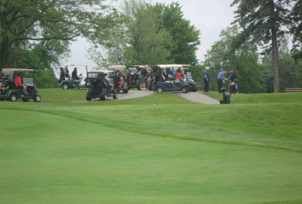 2015 NA Engineering Associates Inc. Annual Golf Tournament