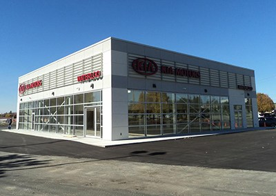 KIA Motors, Waterloo