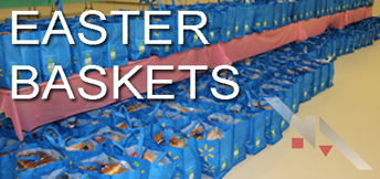 NA Engineering Associates Inc. – Giving Back, The Easter Basket Project 2018