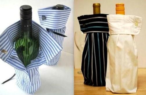 Ides rcup et recyclage chemises