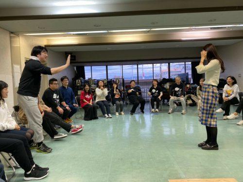 【稽古場ブログ1月19日】ダンサーズ合流と、感情のコントロール