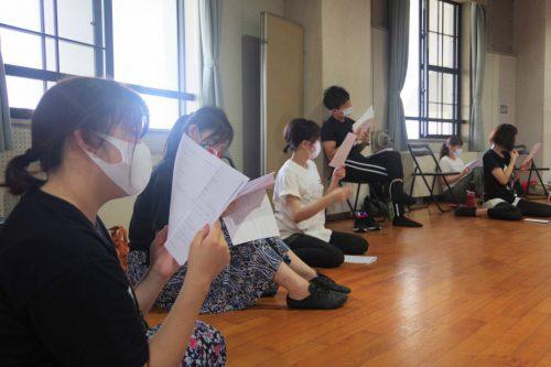 【愛知 稽古場レポ 08/02】愛知版台本!ついに来たーっ!!!