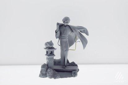 NC NATSUME Takashi et Nyanko sensei Natsume Yûjinchô