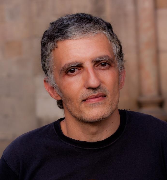 POESÍA ESPACIAL. Carlos Gámez Pérez