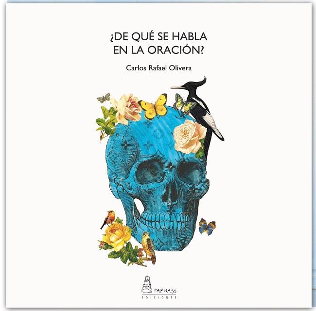 ¿DE QUÉ SE HABLA EN LA ORACIÓN? Autor. Carlos Rafael Olivera  Editorial. Parnass Ediciones