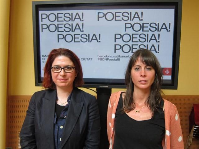 FESTIVAL BARCELONA POESIA 2018/ XXXIV FESTIVAL INTERNACIONAL DE POESÍA DE BARCELONA