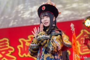 2/24(土)皇帝パレード(湊公園)