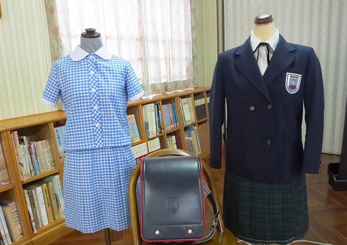 長崎精道小学校の制服(夏服・冬服)