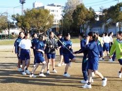 中学校 駅伝・長縄大会2019