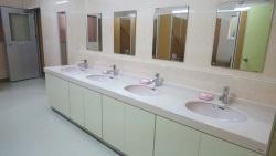 中学校トイレがリニューアル!202009