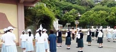 聖母月ロザリオのお祈り2021