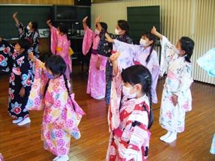 日本舞踊クラブ 202106