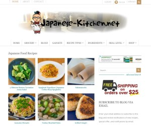 cooking site web