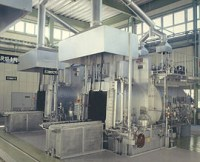 Equipment - Batch type gas carbonization furnace - Nagato ...