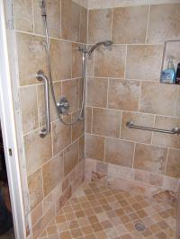Shower Remodel Bathroom After
